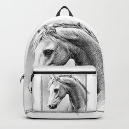 Horse 1 Backpack