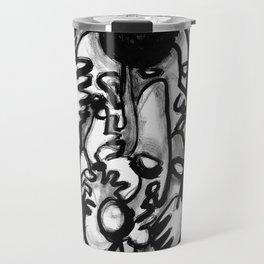 Legion - b&w Travel Mug