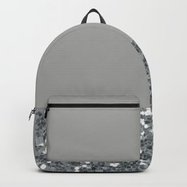 Glitter Colorblock Backpack