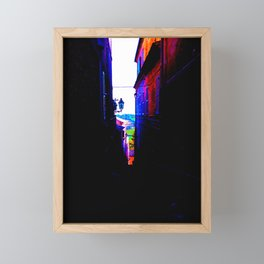 ITALY Framed Mini Art Print