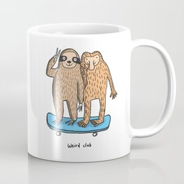 Weird Club Coffee Mug