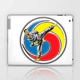 Karate logo Laptop & iPad Skin