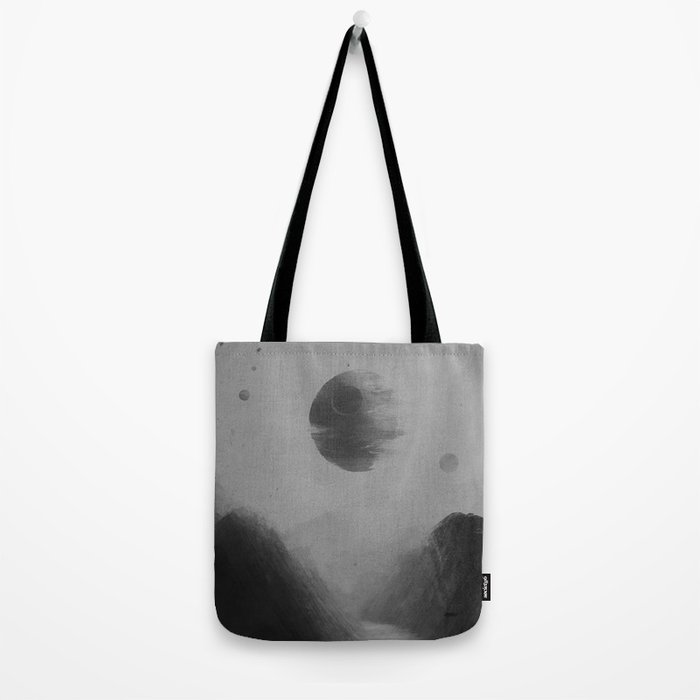 Death From Above Tote Bag