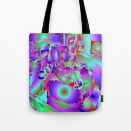 Room of Echoes Tote Bag
