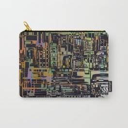Urban Vibes / Density Series Carry-All Pouch