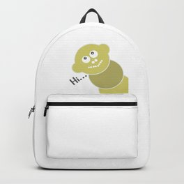 Hi... #society6 #decor #buyart #artprint Backpack
