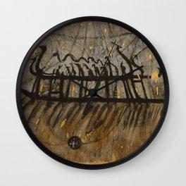 Archetypa VIII Wall Clock