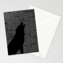 The Call of the Wild Stationery Cards