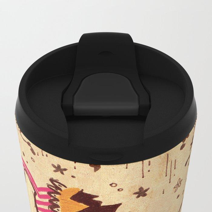 Humpty Dumpty Metal Travel Mug