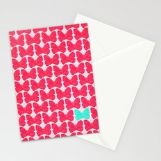 One of a kind (pink) Stationery Cards