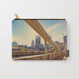 Pittsburgh, PA, USA Carry-All Pouch