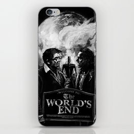 The World's End iPhone Skin