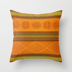 Nagaina Throw Pillow