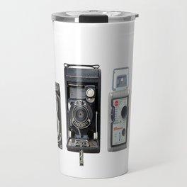 Camera Collection Travel Mug