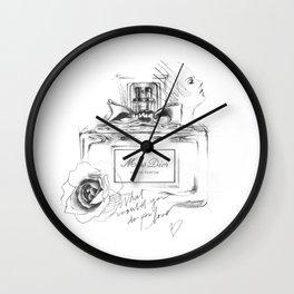 Essence 4 Wall Clock