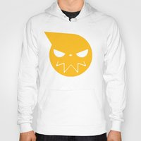 soul eater Hoodies featuring SOUL EATER 3 by Prince Of Darkness