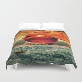 Strengthen What Remains Duvet Cover