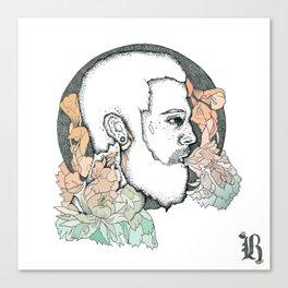 /// B /// Canvas Print