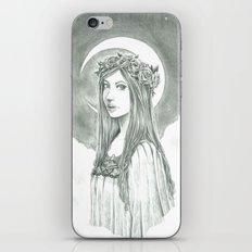 La Luna iPhone & iPod Skin