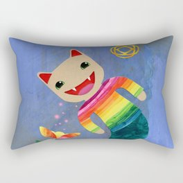 happiness spores Rectangular Pillow