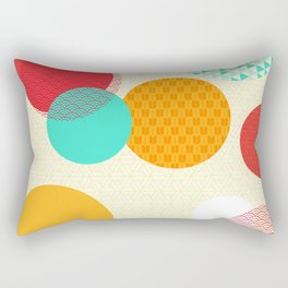 Japanese Patterns 06 Rectangular Pillow
