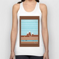 canada Tank Tops featuring Canada. by Grant Pearce