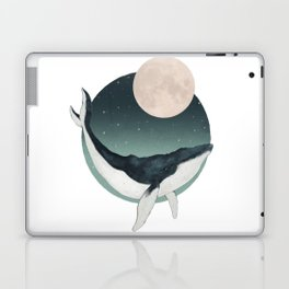 by the light of the moon Laptop & iPad Skin