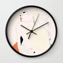 Blow Up  Wall Clock