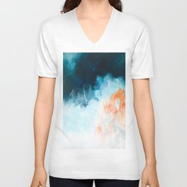 Passing Through Unisex V-Neck