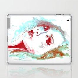 Lady Mint Laptop & iPad Skin