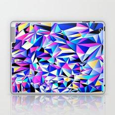 Pink & Blue No. 1 Laptop & iPad Skin