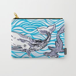 Underwater Best Friends Carry-All Pouch