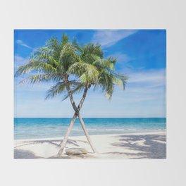 Carribean Throw Blanket