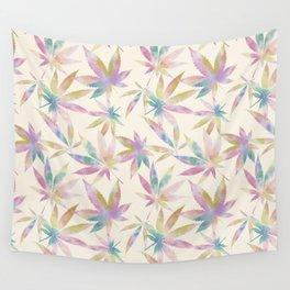 Mary Jane Cream Wall Tapestry