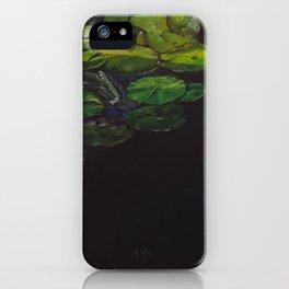 Water meditation III iPhone Case