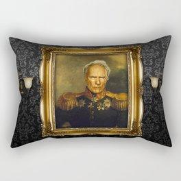 Clint Eastwood - replaceface Rectangular Pillow
