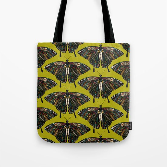 swallowtail butterfly citron Tote Bag