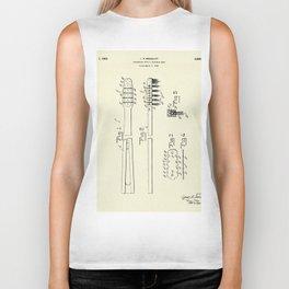 Toothbrush-1953 Biker Tank
