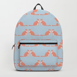 Cute Funny Cat Pattern Backpack
