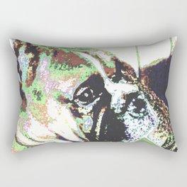 Pop art Finn Rectangular Pillow