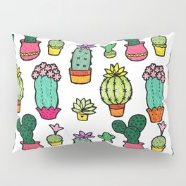 Cactus Collection Pillow Sham