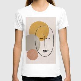 Portrait 2 T-shirt