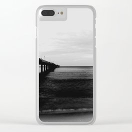 Pier Clear iPhone Case
