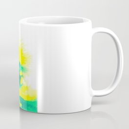 WATERCOLOR BRAZIL Coffee Mug