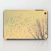 fly iPad Cases featuring Fly by Olivia Joy StClaire