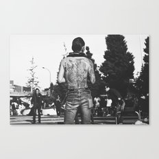 Rockabilly Japan Canvas Print