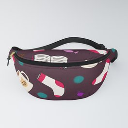Winter Snuggles Fanny Pack