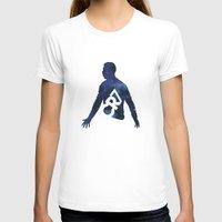 ronaldo T-shirts featuring Cristiano Ronaldo Galaxy by CurrentFootball