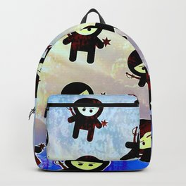 Ninja! Ninja! Ninja! Backpack