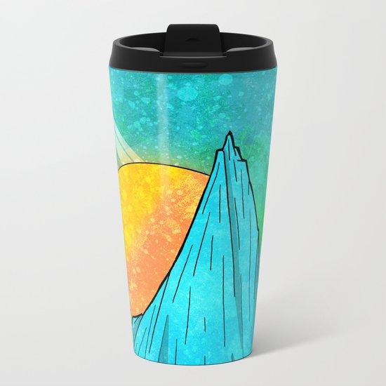 The Highest Peak Metal Travel Mug